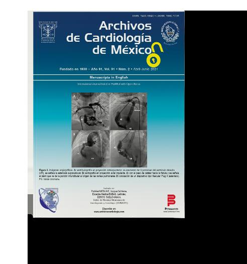Revista Archivos de Cardiología en México